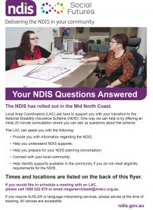 NDIS Your Questions Answered