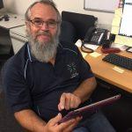 Tech Savvy Trainer Andrew Horton