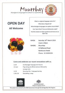 Muurrbay Open Day