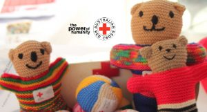 Red Cross Trauma Teddies