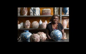 Clay Stories: Contemporary Indigenous Ceramics from Remote Australia