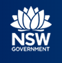 NSW Training Services  Government Logo