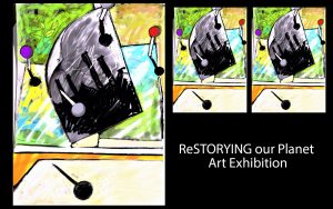 Restoring Art Exhibition